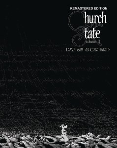 Cerebus TP Vol 04 Church & State II Remastered Ed