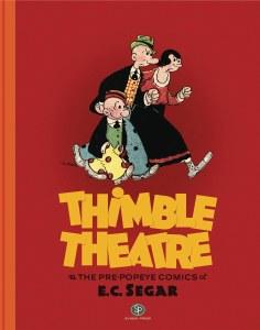 Thimble Theatre Pre Popeye Cartoons of E C Segar