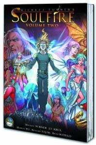Michael Turner Soulfire TP Dragon Fall Vol 02