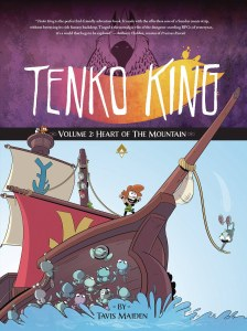 Tenko King GN Vol 02 Heart of the Mountain