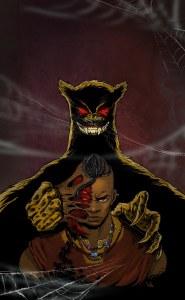 Is'nana The Were-Spider Vol 01 Forgotten Stories