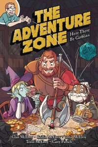 Adventure Zone TP Vol 01 Here There Be Gerblins