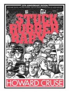 Stuck Rubber Baby 25th Anniversary Edition HC