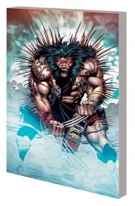 Wolverine TP Weapon X Unbound