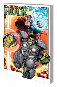 Indestructible Hulk By Waid Complete Collection TP