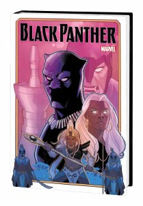 Black Panther HC Vol 02 Avengers of the New World