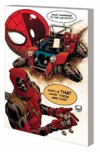 Spider-Man Deadpool TP Vol 08 Road Trip