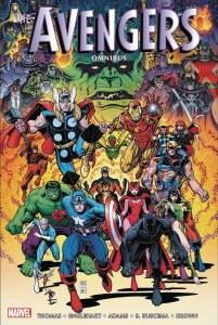 Avengers Omnibus HC Vol 04 Arthur Adams Var