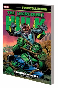 Incredible Hulk Epic Collection TP Vol 04 In Hands of Hydra
