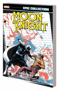 Moon Knight Epic Collection TP Vol 03 Final Rest