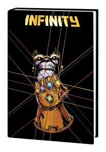 Infinity by Starlin & Hickman Omnibus HC