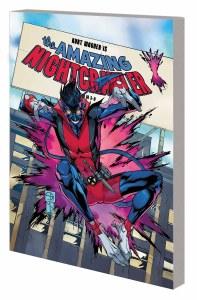 Age of X-Man Amazing Nightcrawler TP
