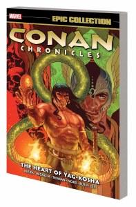 Conan Chronicles Epic Collection TP Vol 02 Heart Yag-Kosha