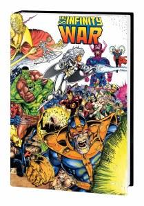 Infinity War Omnibus HC