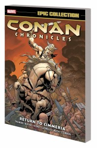Conan Chronicles Epic Collection TP Vol 03 Return to Cimmeria