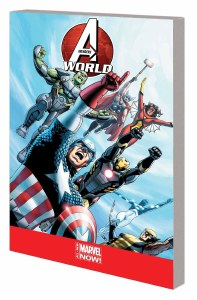 Avengers World Complete Collection TP