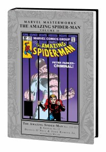 Marvel Masterworks Amazing Spider-Man HC Vol 21