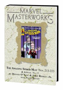 Marvel Master works Amazing Spider-Man HC Vol 21 DM Var 283