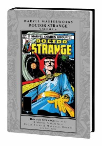 Marvel Masterworks Doctor Strange HC Vol 09
