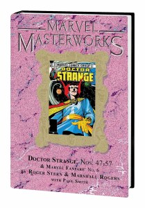 Marvel Masterworks Doctor Strange HC Vol 09 DM Variant 282