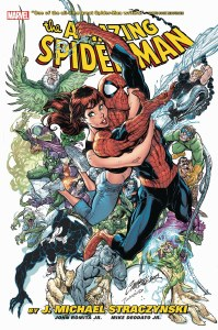Amazing Spider-Man Straczynski Omnibus HC Vol 01