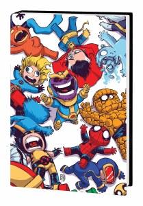 Marvel Art of Skottie Young HC