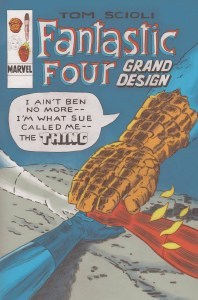 Fantastic Four Grand Design TP