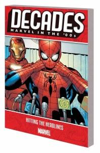 Marvel Decades 00s TP Hitting Headlines