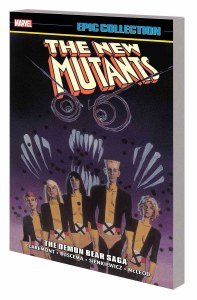 New Mutants Epic Collection TP Vol 02 Demon Bear Saga