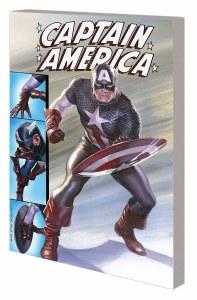 Captain America Evolutions of Living Legend TP
