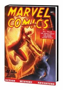 Marvel Comics #1 HC 80th Anniversary Edition