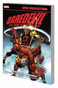 Daredevil Epic Collection TP Vol 20 Purgatory and Paradise