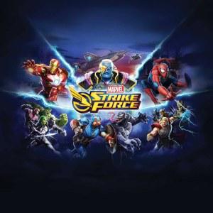 Art of  Marvel Strike Force HC