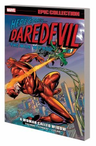 Daredevil Epic Collection TP Vol 04 Woman Called Widow