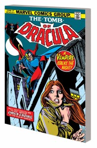 Tomb of Dracula Complete Collection TP Vol 03