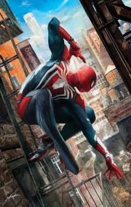 Marvels Spider-Man Script Book HC