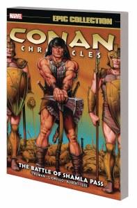 Conan Chronicles Epic Collection TP Vol 04 Battle of Shamla Pass