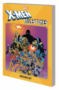 X-Men Milestones Onslaught TP