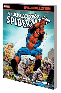 Amazing Spider-Man Epic Collection TP Vol 05 Secret of Petrified Tablet