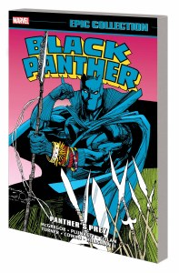 Black Panther Epic Collection TP Vol 03 Panthers Prey