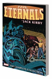Eternals by Kirby Complete Collection TP