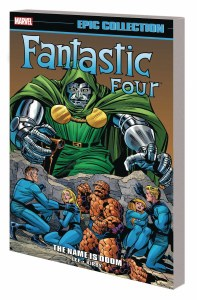 Fantastic Four Epic Collection TP Vol 05 The Name Is Doom