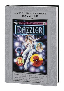 Marvel Masterworks Dazzler HC Vol 01