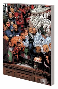 Marvel Monograph Art of Chris Bachalo TP