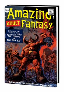 Amazing Fantasy Omnibus HC Var New Ptg