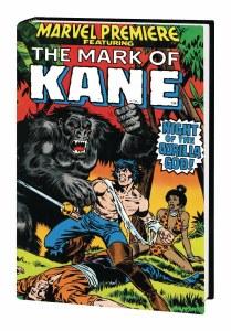 Solomon Kane Original Marvel Years Omnibus HC Var
