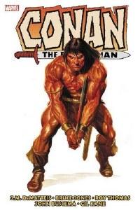 Conan the Barbarian Original Marvel Years Omnibus HC Vol 05