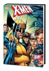 X-Men by Chris Claremont & Jim Lee Omnibus HC Vol 02 New Ptg
