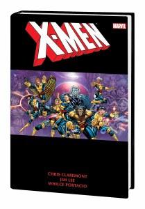 X-Men By Chris Claremont & Jim Lee Omnibus HC Vol 02 DM Variant
