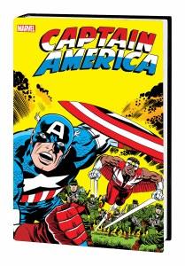 Captain America by Jack Kirby Omnibus HC New Ptg DM Variant